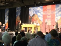 Daily worship at General Convention 2015