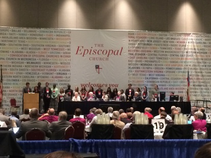 House of Bishops at General Convention 2015